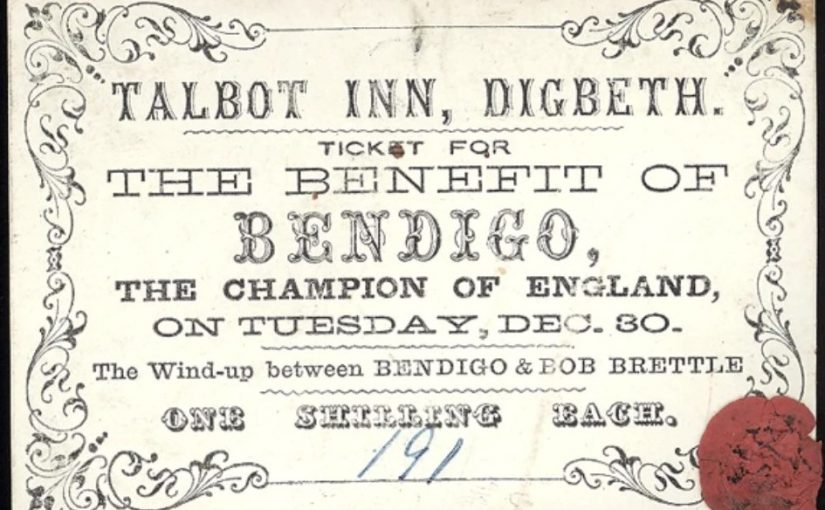 Just The Ticket from 1856
